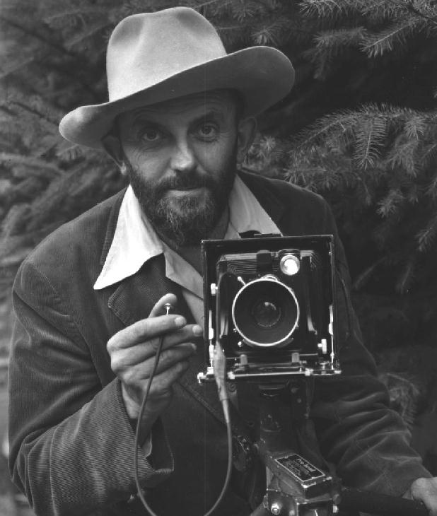 ANSEL ADAMS BIOGRAPHY - Joyful Expressions Photography Art
