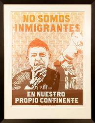 No Somos Inmigrantes (We Are Not Immigrants)