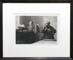 A Piece by Schumann (Un morceau de Schumann)