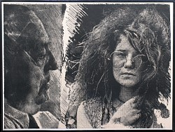 Double Portrait of the Artist: Mies van der Rohe and Janis Joplin
