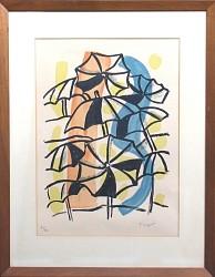 Umbrellas (Parapluies)