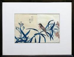 Untitled, Bird on Branch