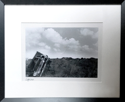 Untitled, Landscape with Truck